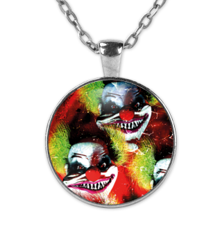 Coulrophobie - creepy horror clowns