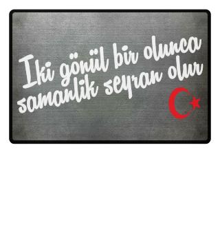 Fußmatte - Türkei - 1