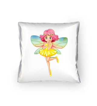 I can Fly Schmetterlings Mädchen