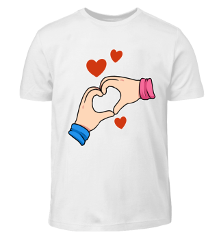 Valentine Love Symbol T Shirt