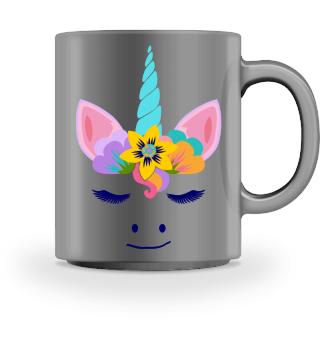 ♥ Cute Unicorn Flower Power Hippie 3