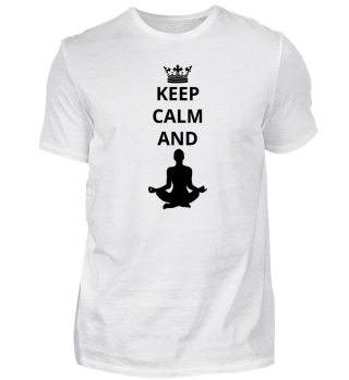 geschenk keep calm and yoga (5)