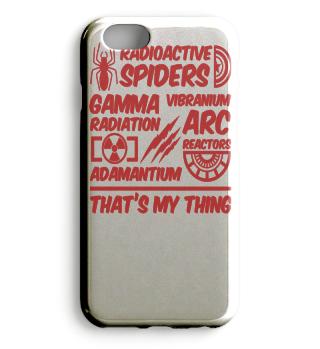 Radioactive Spiders Shirt Tee Superhero