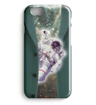 ★ Astronaut looks out of a jacket CASE I