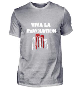 Viva La Revolution!