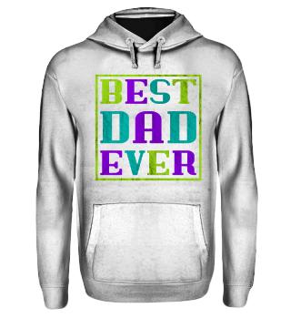 ♥ BEST DAD EVER grunge