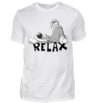 Relax Wolf