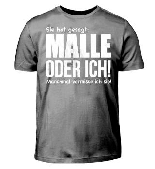 MALLE ODER ICH! Mallorca T-Shirt