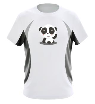 Panda Cute Asian Bamboo China Bear Gift