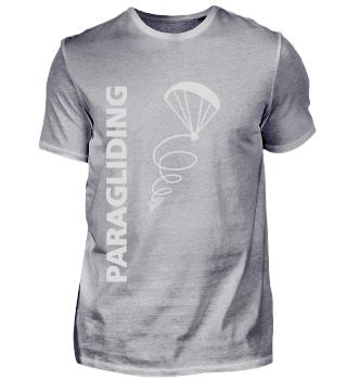 Paragliding Gleitschirmflieger T-Shirt