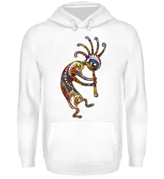 Native American Kokopelli by itself 4