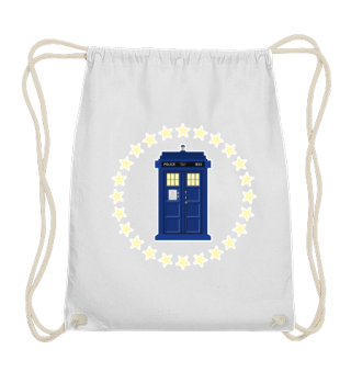 ★ Blue Police Box - Star Wreath II