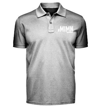 Polo - #MIMN (white)