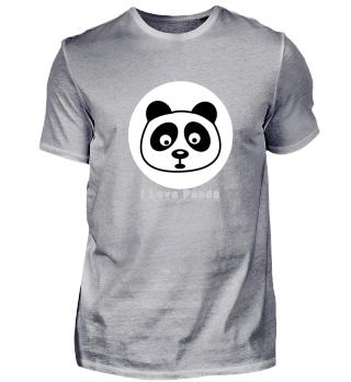 I Love Panda - Limitiert