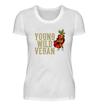 VEGAN · FUN - SHIRT #1.3