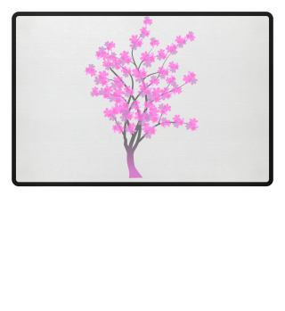 ♥ Cherry Blossom - Abstract Tree I