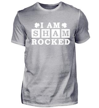 I am sham rocked!