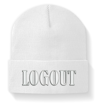 ♥ Cool Message - LOGOUT