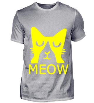 GIFT- MEOW YELLOW