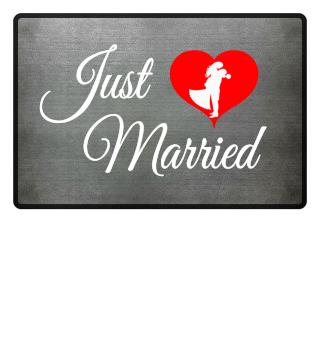 Just Married - Frisch Verheiratet