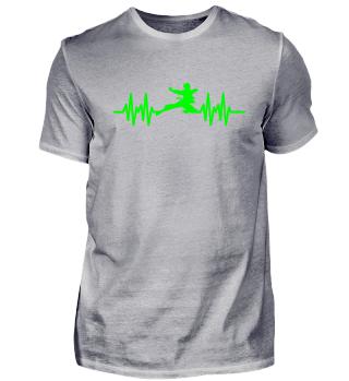 Karate Heartbeat / Herzschlag