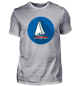 Sailing, Ship, Boat