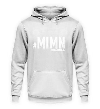 Warmline Hoodie Unisex - #MIMN (white)