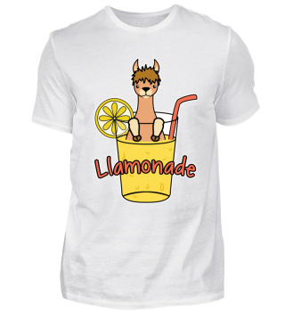 Llama in Limonade = Llamonade