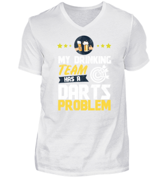darts shirt for dartsteam gift