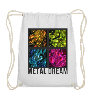 Colored Metal Dreams Mosaic