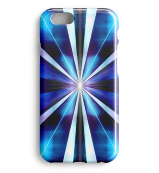 Sunburst Smartphone Muster 0153