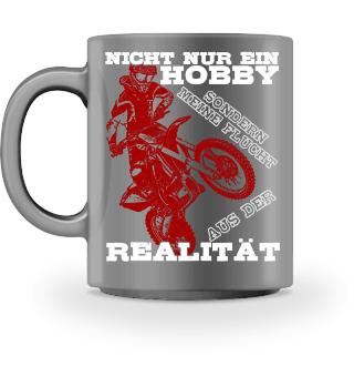 Motocross Hobby - Tasse