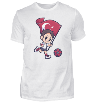 Football Turkey flag Young Child Sport