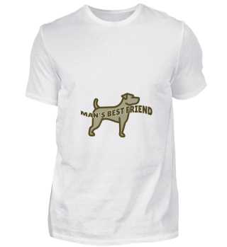 D005-0007 Dog - Mans best friend / Hund