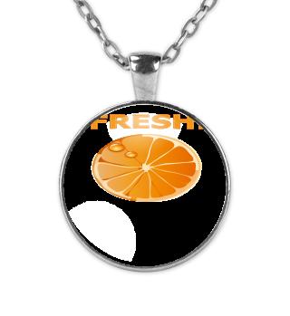 Fresh Cut Orange - Gift idea