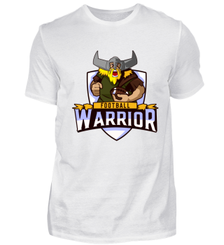 Football Warrior Wikinger