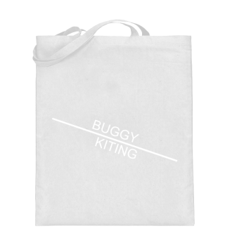 Buggy Kiting line - white