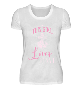 This girl loves to sail