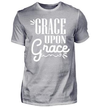 GRACE upon GRACE