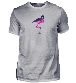 Space Flamingo