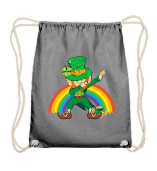St Patricks Day - Dabbing Leprechaun