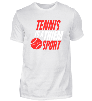 TENNIS IS A THIEM SPORT - LIMITED EDITION