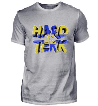 HardTekk 3D Schriftzug 006