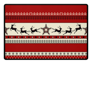 ♥ Christmas Ornaments Pattern I