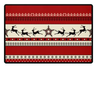 ♥ Christmas Ornaments Pattern I