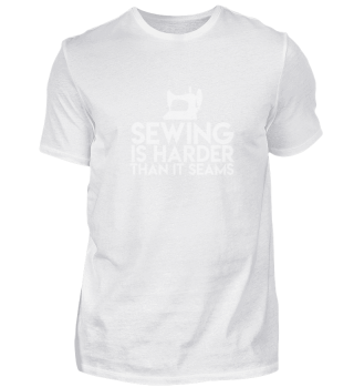 Sewing seamstress - Harder than it seams