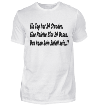 Bier T-Shirt
