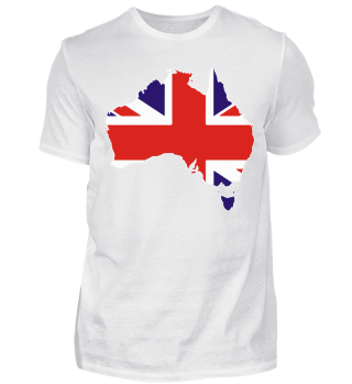 Briten in Australien Britons UK Shirt