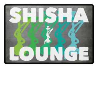 Shisha Lounge - Fußmatte - Doormat