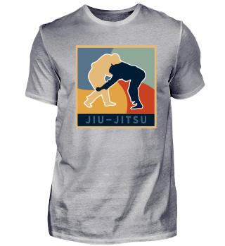 Fight Jiu Jitsu shirt Jui martial arts g